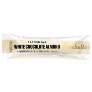 Barebells proteiinibatoon, White chocolate & Almond (55 g) 1/1