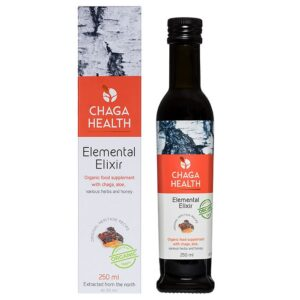 Chaga Health Elemental Eliksiir, alk 6% vol, MAHE (250 ml) 1/1