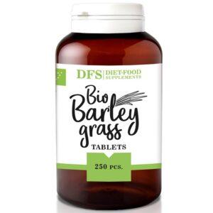 Diet Food Bio Barleygrass odraorase tabletid (250 tk) 1/1