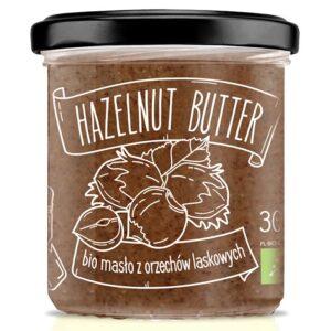 Diet Food Bio Hazelnut Cream metsapähklikreem (300 g) 1/1
