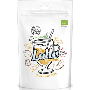 Diet Food Bio Latte Turmeric laktoosivaba Latte kurkumiga (200 g) 1/1