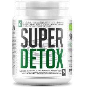 Diet Food Bio Super Detox Mix supertoiduainete segu (300 g) 1/1