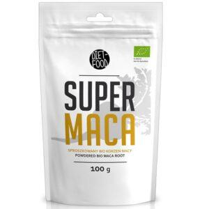 Diet Food Bio Super Maca pulber (100 g) 1/1