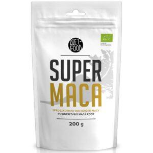 Diet Food Bio Super Maca pulber (200 g) 1/1
