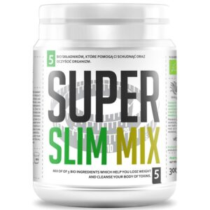Diet Food Bio Super Slim Mix supertoiduainete segu (300 g) 1/1
