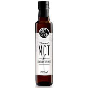 Diet Food Coconut MCT Oil vedel kookosõli (250 ml) 1/1