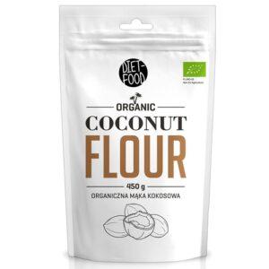Diet Food Organic Coconut Flour kookosjahu (450 g) 1/1
