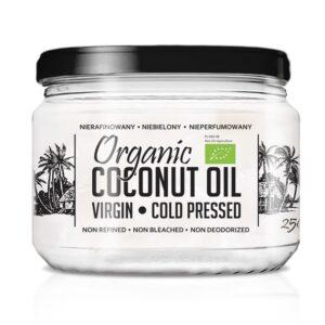 Diet Food Organic Coconut Oil Extra Virgin kookosõli (250 ml) 1/1
