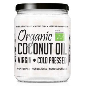Diet Food Organic Coconut Oil Extra Virgin kookosõli (500 ml) 1/1