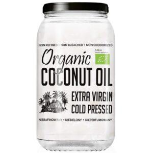 Diet Food Organic Coconut Oil Extra Virgin kookosõli (1000 ml) 1/1