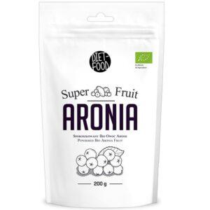 Diet Food Super Fruit Bio Aronia orgaaniline arooniapulber (200 g) 1/1