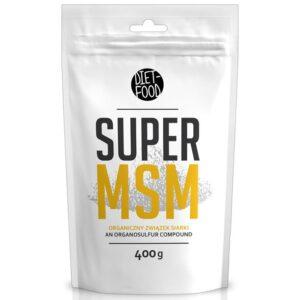 Diet Food Super MSM pulber (400 g) 1/1