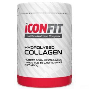 ICONFIT Hüdrolüüsitud Kollageen (400 g) 1/1
