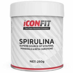 ICONFIT Spirulina Pulber (250g) 1/1