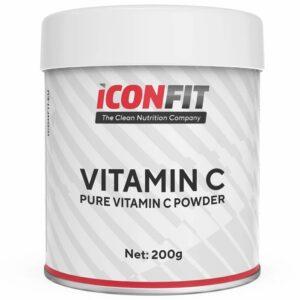 ICONFIT Vitamiin C Pulber (200g) 1/1