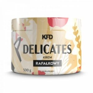"KFD DELICATES ""RAFAELLO"" KOOKOSEKREEM TÜKKIDEGA 500G 1/1"