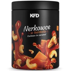 KFD karamelliseeritud india pähklid (650 g) 1/1