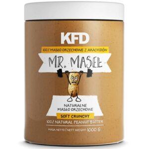 KFD maapähklivõi, Soft Crunchy (1000 g) 1/1