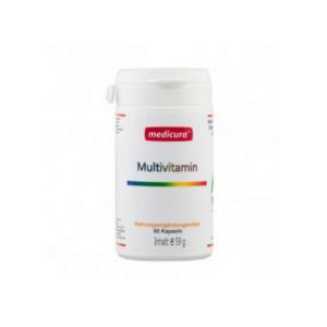 Medicura Vitamiinide ja mineraalide kompleks 60tk 1/1