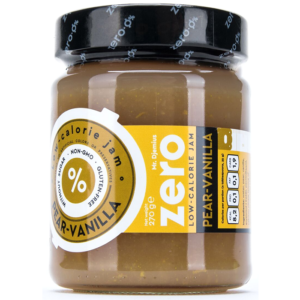 Mr. Djemius ZERO vähese kalorisisaldusega moos, Pirni-vanilje (270 g). Parim enne 08.08.20 1/1