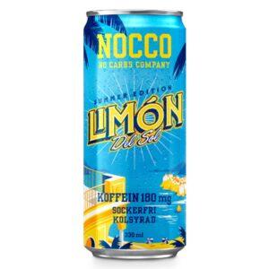 NOCCO LIMÓN Del Sol - selle suve limiteeritud maitse (330 ml) 1/1