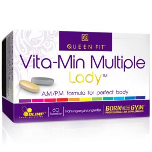 Olimp Queen Fit Vita-Min Multiple Lady - vitamiinid naistele (60 tk) 1/1