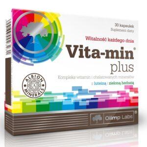 Olimp Vita-min Plus kapslid (30 tk) 1/1