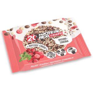 Protein Rex valgu-teraviljarikas leiva krõps, Frosty Cranberries 1/1