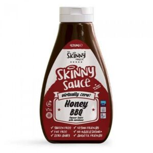 Skinny Sauces (425ml) Honey BBQ 1/2