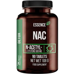Sport Definition Essence NAC 600 tabletid (90 tk) 1/1