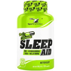 Sport Definition Sleep Aid kapslid (120 tk) 1/1
