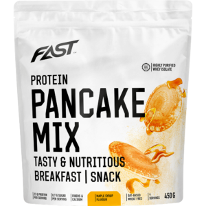 Fast Protein Pancake Mix valgurikas pannkoogijahu, Vahtrasiirupi (450 g) 1/2