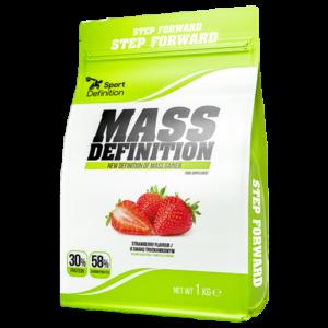 Sport Def. Mass Definition 1kg / Maasika 1/2