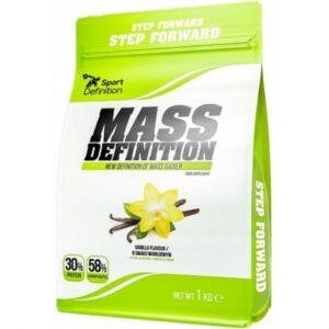 Sport Definition Mass Definition 1kg / Vanilje 1/2